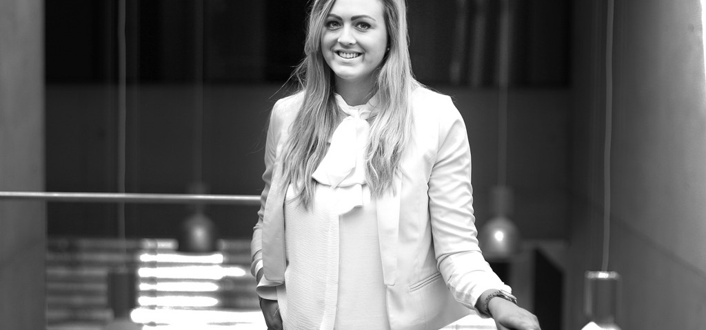 Eliza Becker - Vorstandsmitglied und Leiterin des Event Ressort