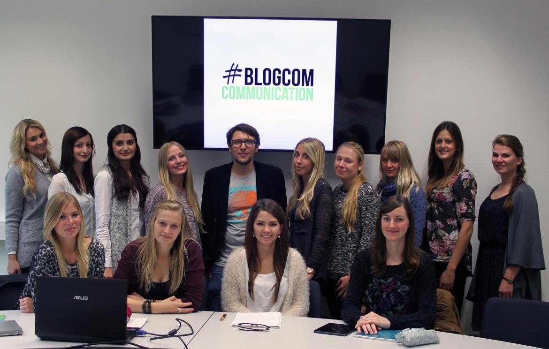 #blogcom Team