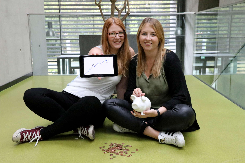 v.l. Kerstin Knackstedt, Johanna Bentrup